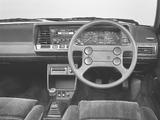 Volkswagen Santana Autobahn JP-spec 1984–89 pictures