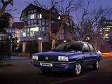 Volkswagen Santana CN-spec 1986 photos