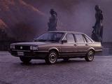 Volkswagen Santana Meisterwerk 1988 pictures