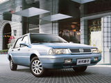 Volkswagen Santana 2000 1998–2004 photos