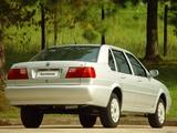Volkswagen Santana BR-spec 1998–2006 pictures