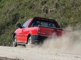 Images of Volkswagen Saveiro Titan (IV) 2008–09