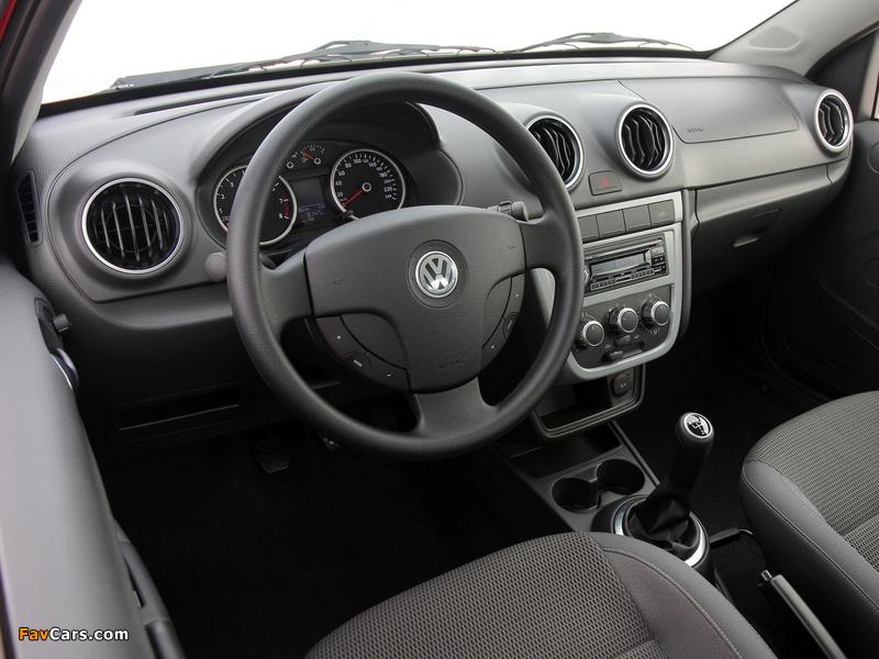 Images of Volkswagen Saveiro Trooper Cabine Simples (V) 2009 (800 x 600)