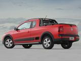 Images of Volkswagen Saveiro Cross (V) 2010