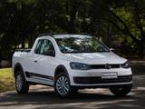 Images of Volkswagen Saveiro Trooper 2013