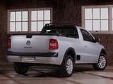 Images of Volkswagen Saveiro Trend CS (V) 2013