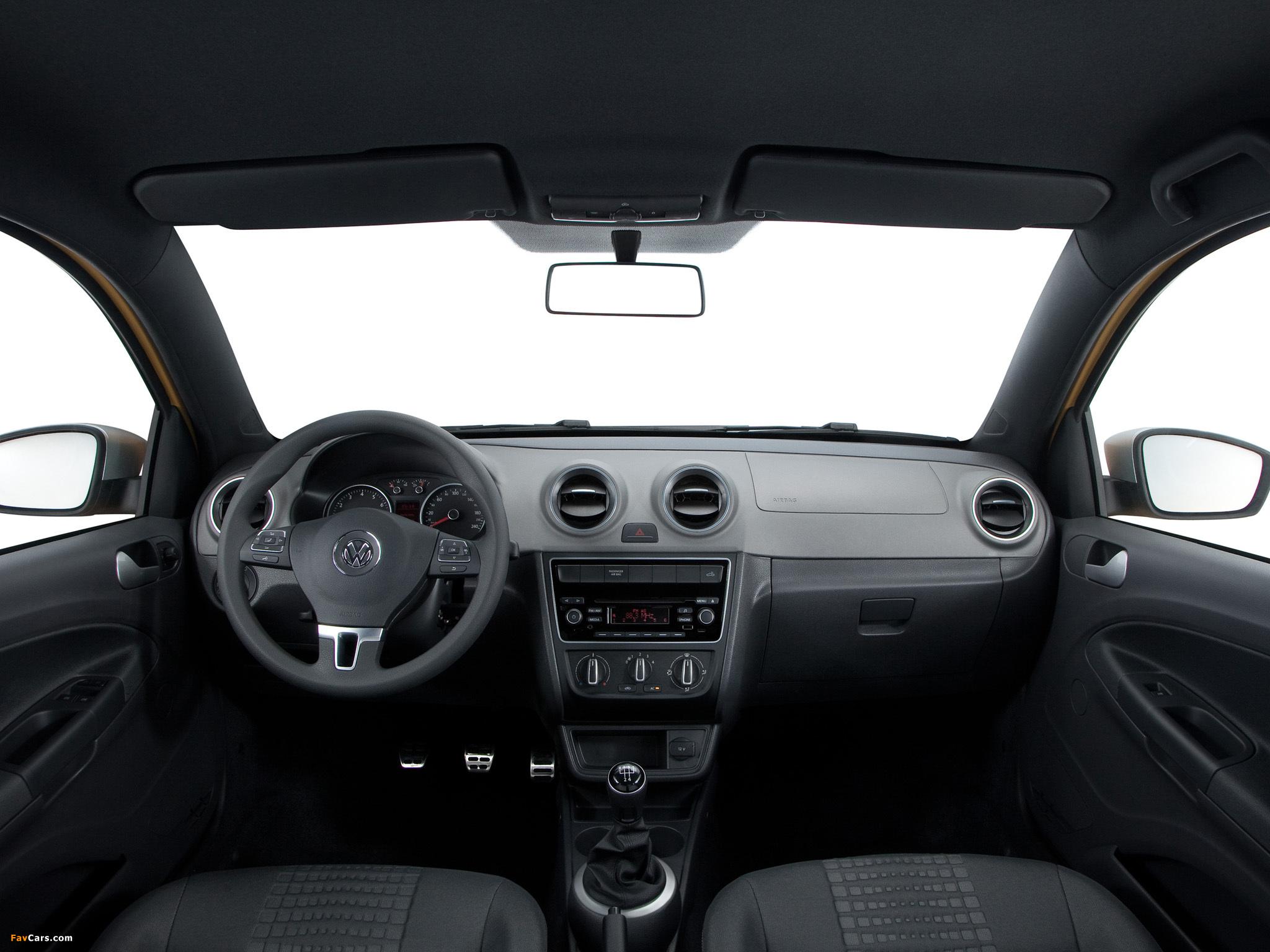 Images of Volkswagen Saveiro Cross (V) 2013 (2048 x 1536)