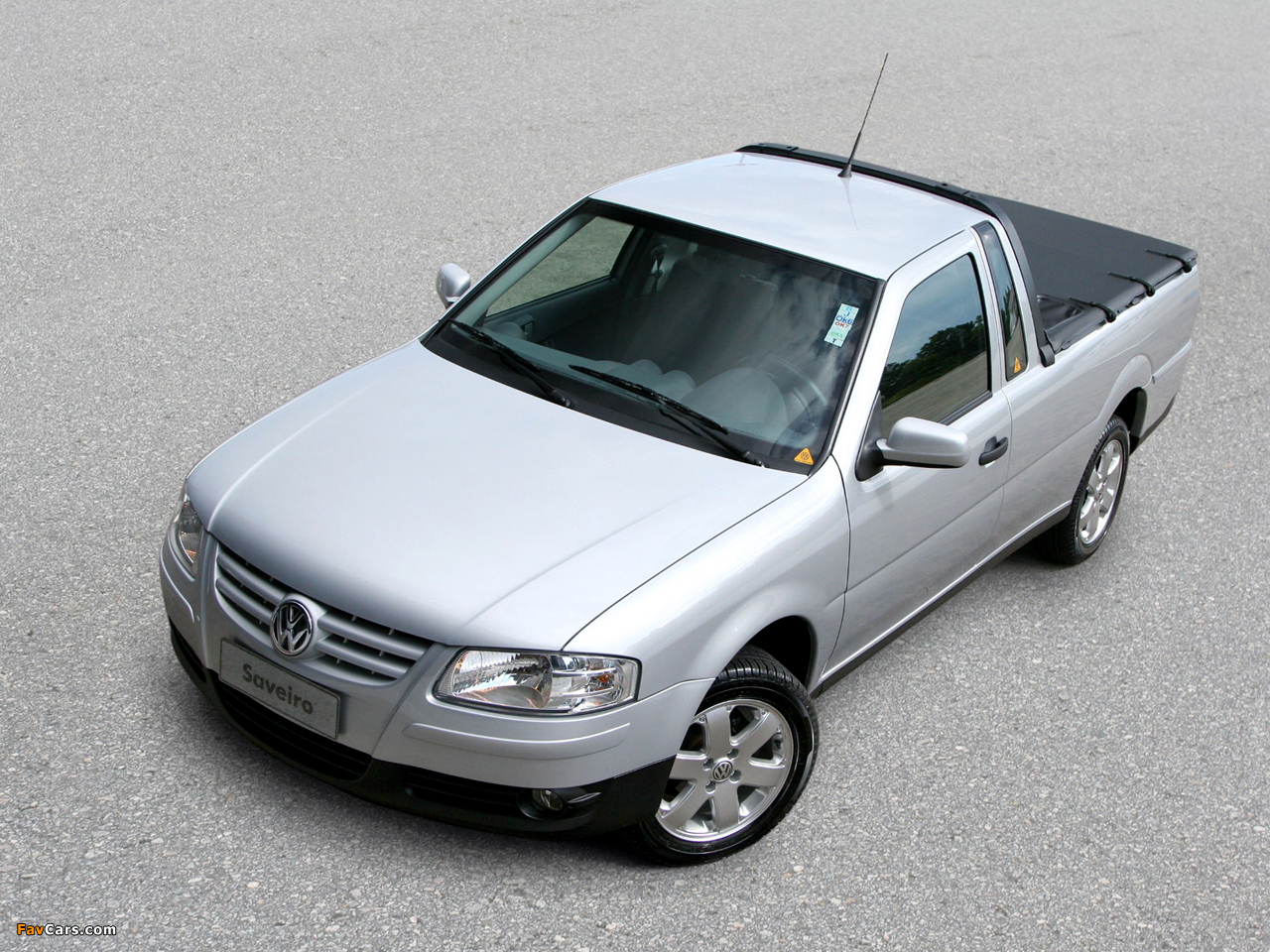 Photos of Volkswagen Saveiro SuperSurf (IV) 2006 (1280 x 960)