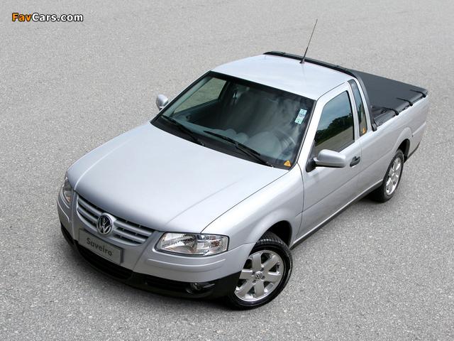 Photos of Volkswagen Saveiro SuperSurf (IV) 2006 (640 x 480)