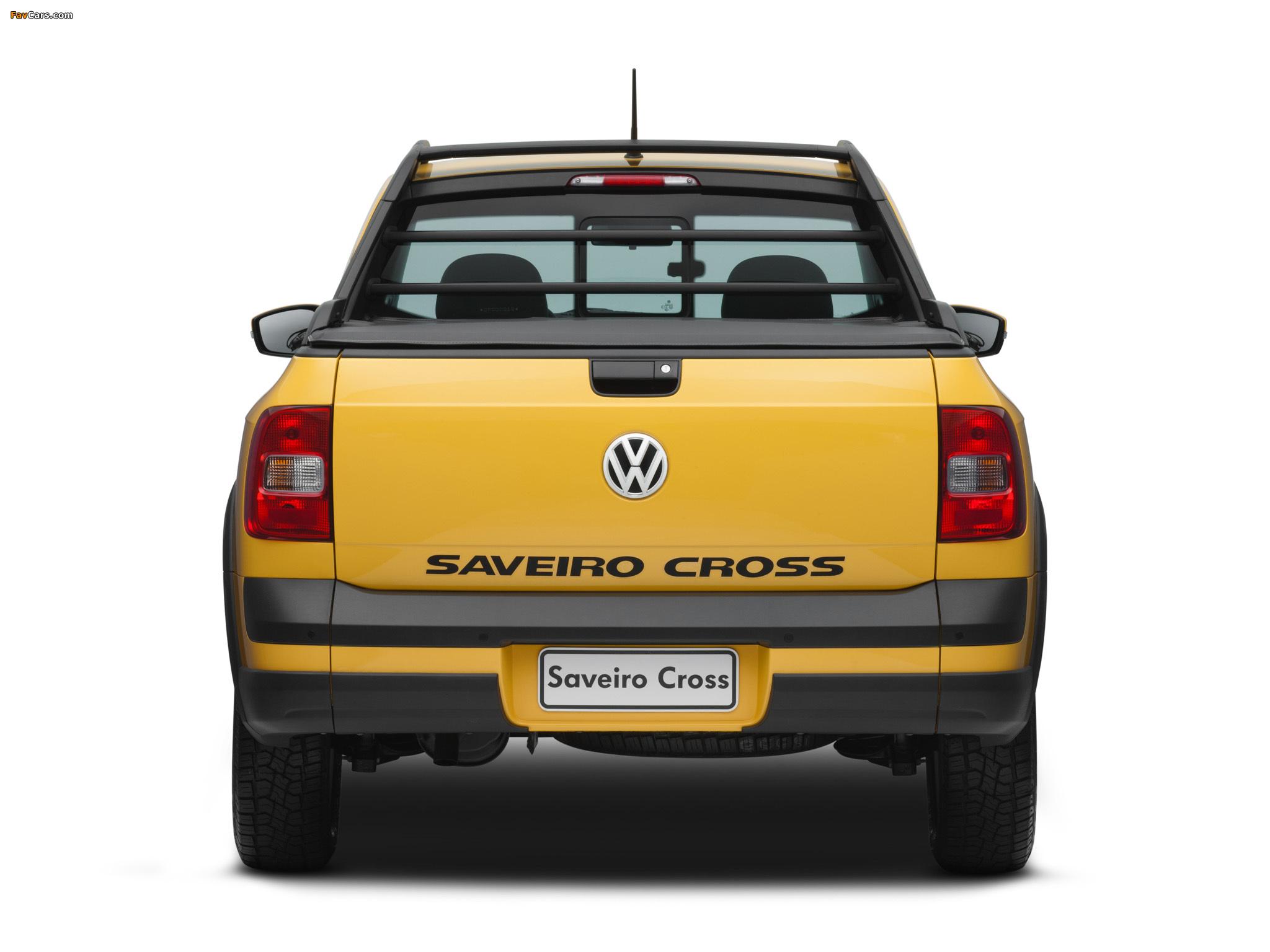 Photos of Volkswagen Saveiro Cross (V) 2010 (2048 x 1536)