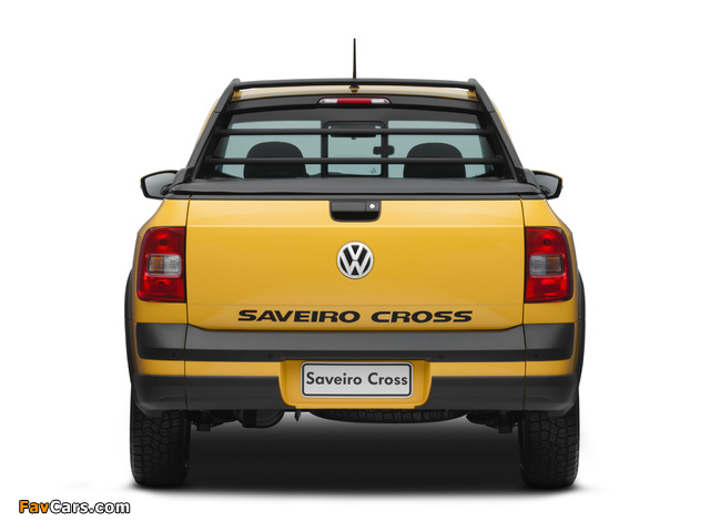 Photos of Volkswagen Saveiro Cross (V) 2010 (640 x 480)