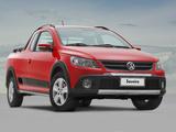 Photos of Volkswagen Saveiro Cross (V) 2010