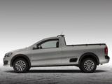 Photos of Volkswagen Saveiro Trend CS (V) 2013
