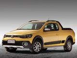 Photos of Volkswagen Saveiro Cross (V) 2013