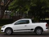 Photos of Volkswagen Saveiro Trooper 2013