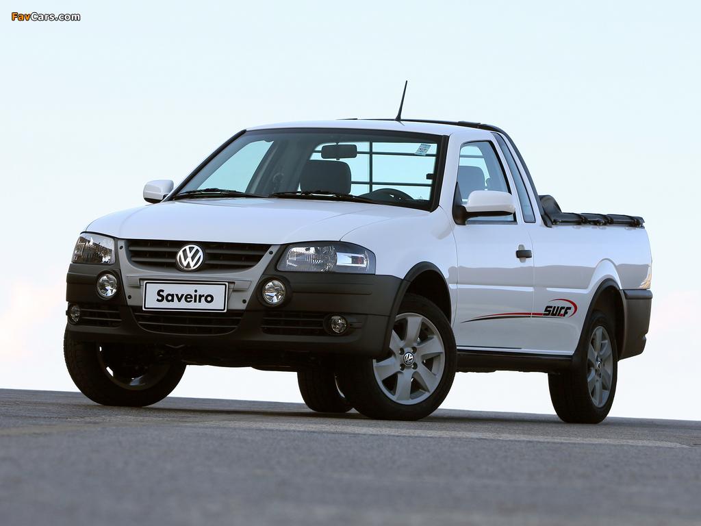 Pictures of Volkswagen Saveiro Surf (IV) 2008–09 (1024 x 768)