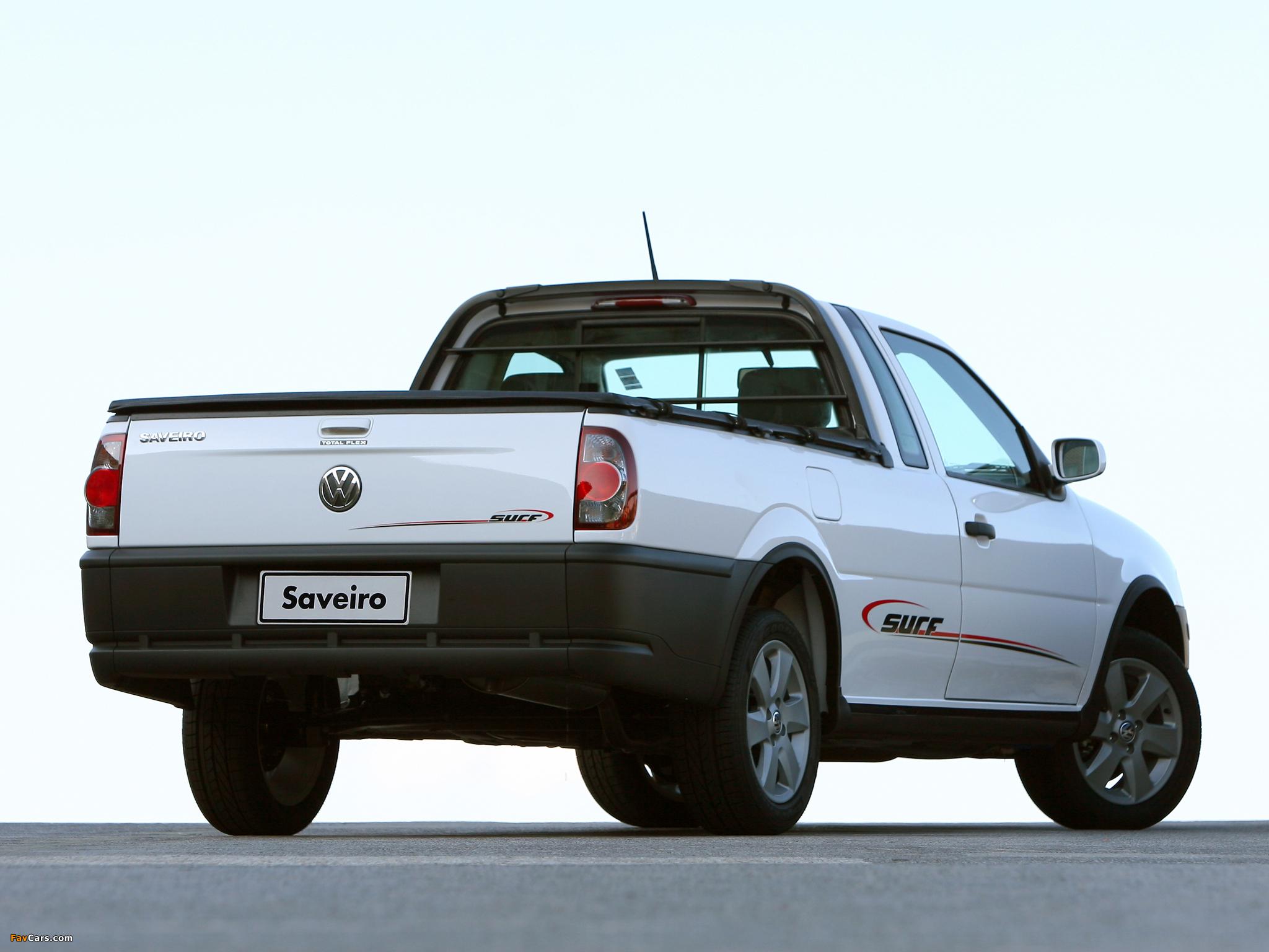 Pictures of Volkswagen Saveiro Surf (IV) 2008–09 (2048 x 1536)
