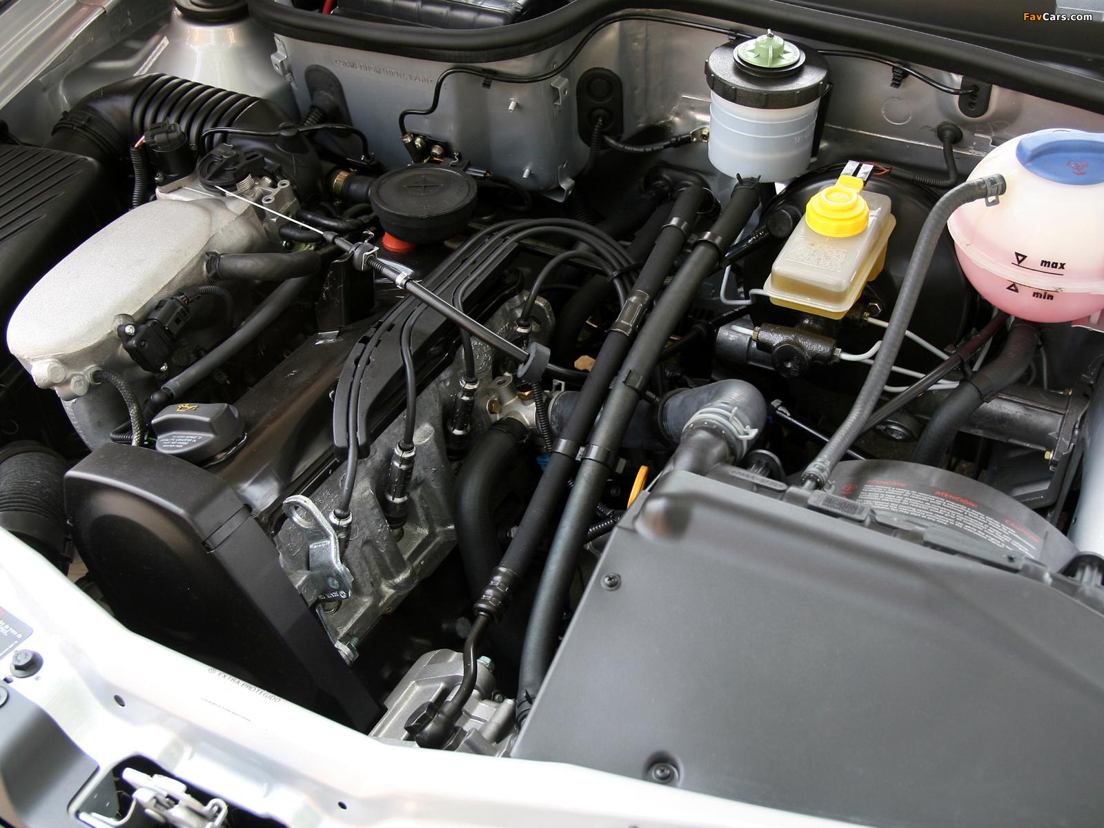 Pictures of Volkswagen Saveiro Titan (IV) 2008–09 (1600 x 1200)