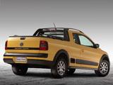Pictures of Volkswagen Saveiro Cross (V) 2013