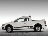 Pictures of Volkswagen Saveiro Trooper 2013