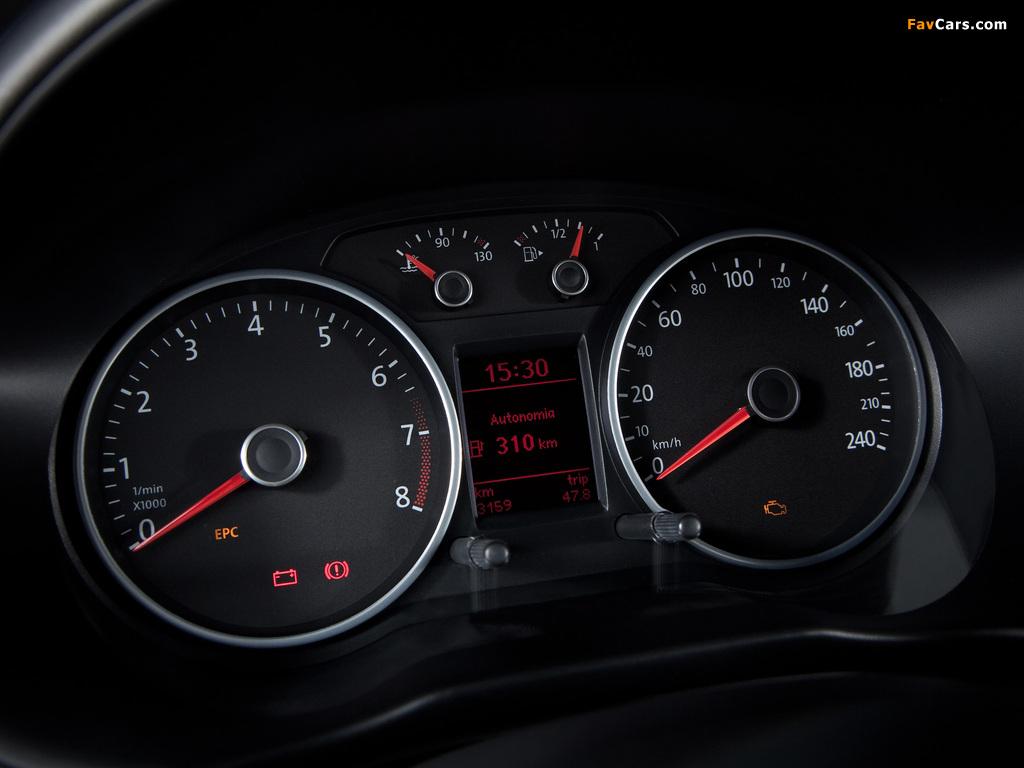 Pictures of Volkswagen Saveiro Cross (V) 2013 (1024 x 768)