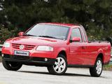 Volkswagen Saveiro Sportline (IV) 2005–08 photos