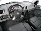 Volkswagen Saveiro Titan (IV) 2008–09 images