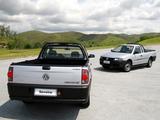 Volkswagen Saveiro Titan (IV) 2008–09 wallpapers
