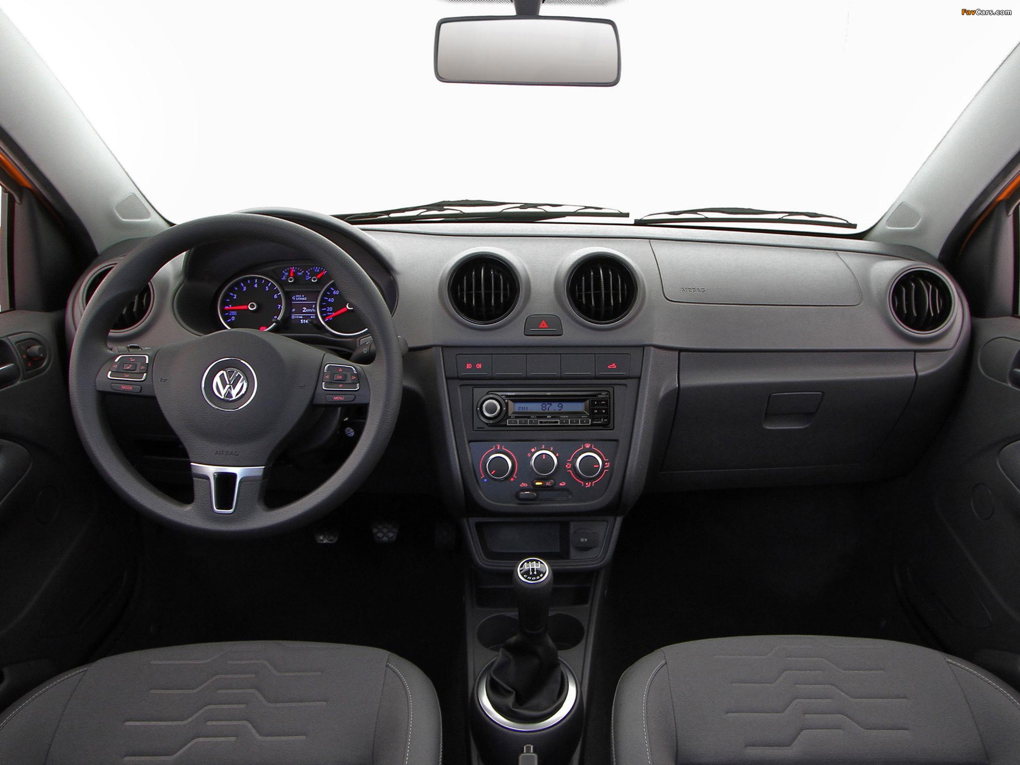 Volkswagen Saveiro Cross (V) 2010 pictures (2048 x 1536)