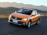 Volkswagen Saveiro Cross (V) 2010 wallpapers