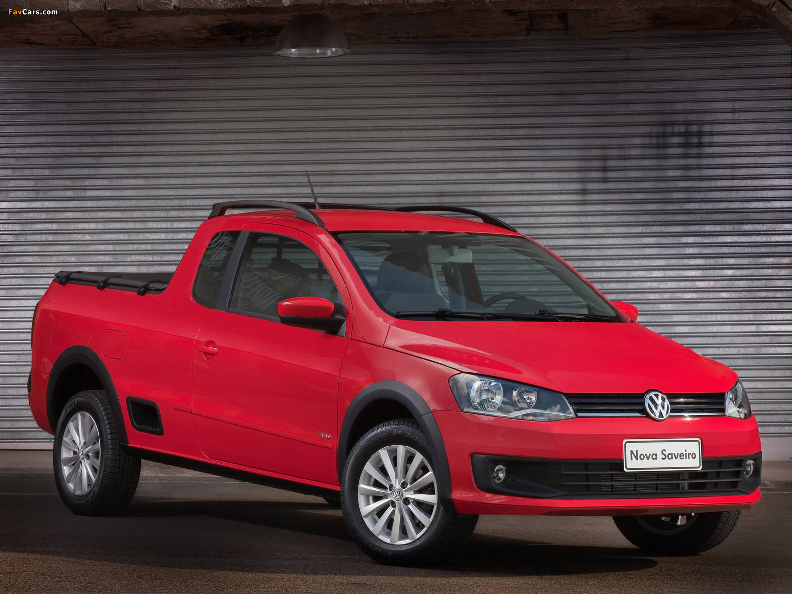 Volkswagen Saveiro Trend CE (V) 2013 images (1600 x 1200)