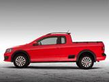 Volkswagen Saveiro Trend CE (V) 2013 images