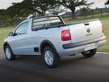 Volkswagen Saveiro Trend CS (V) 2013 images