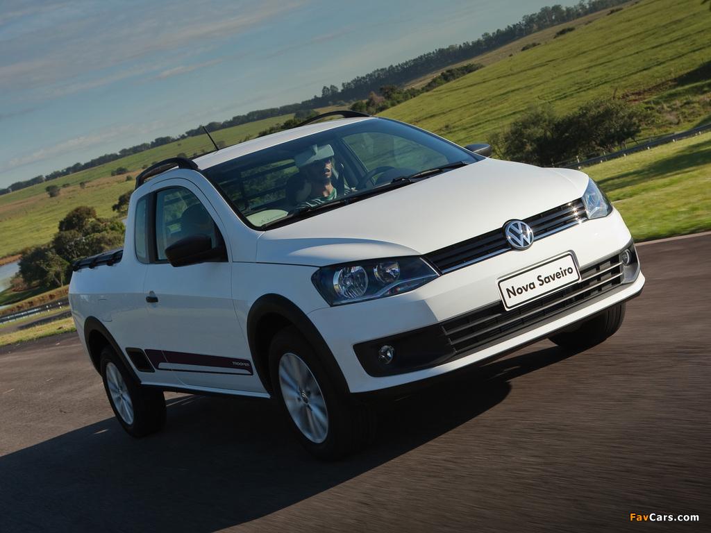 Volkswagen Saveiro Trooper 2013 photos (1024 x 768)