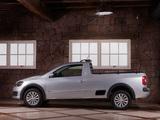 Volkswagen Saveiro Trend CS (V) 2013 photos