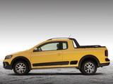 Volkswagen Saveiro Cross (V) 2013 photos