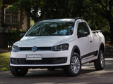 Volkswagen Saveiro Trooper 2013 wallpapers