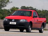 Wallpapers of Volkswagen Saveiro Titan (IV) 2008–09