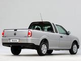 Volkswagen Saveiro Trend (IV) 2008–09 wallpapers