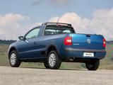 Volkswagen Saveiro Trend Cabine Simples (V) 2009 wallpapers