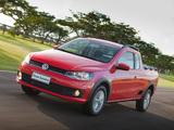 Volkswagen Saveiro Trend CE (V) 2013 wallpapers