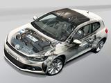 Images of Volkswagen Scirocco 2008