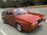 Photos of Volkswagen Scirocco Bi-motor 280/4 Prototype 1984
