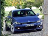 Photos of Volkswagen Scirocco 2008