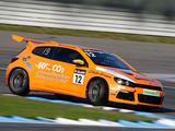 Photos of Volkswagen Scirocco R-Cup CNG 2010