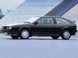Pictures of Volkswagen Scirocco 16V 1985–89