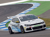 Pictures of Volkswagen Scirocco R-Cup CNG 2010