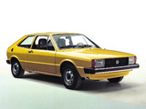 Volkswagen Scirocco 1974–77 photos
