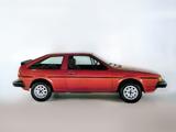 Volkswagen Scirocco US-spec 1982–88 photos