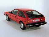Volkswagen Scirocco US-spec 1982–88 wallpapers